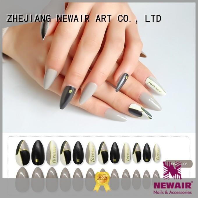 Newair Fake Nails convenient fake nails series for woman