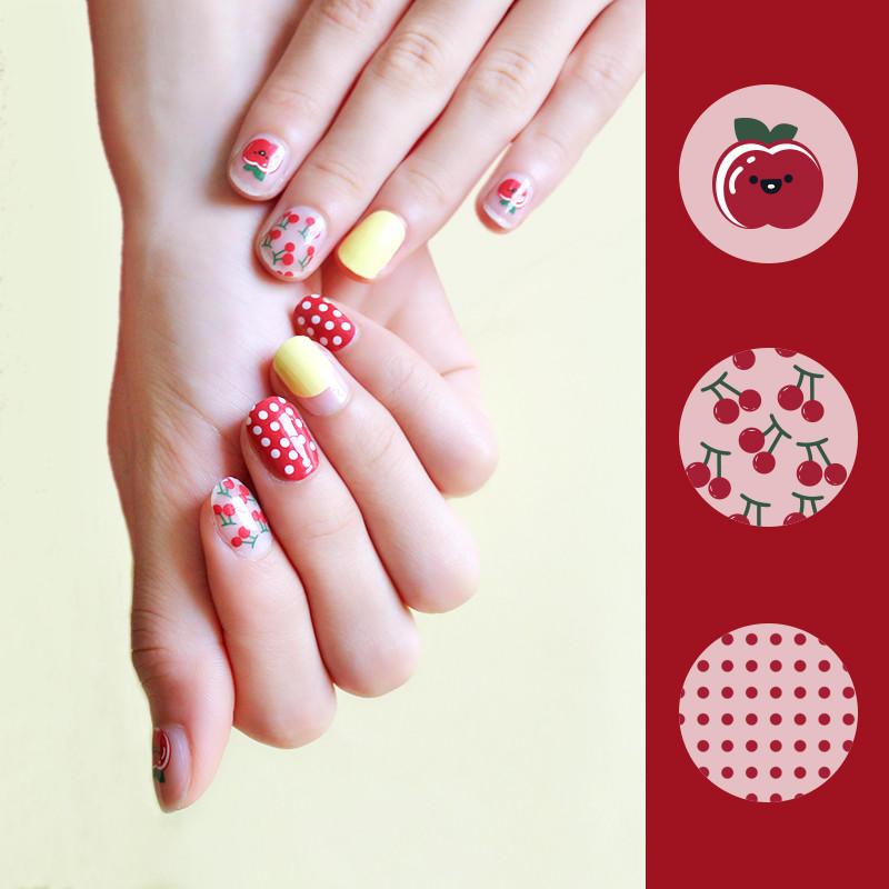 Newair Fake Nails gel best nail strips supplier for girl-2