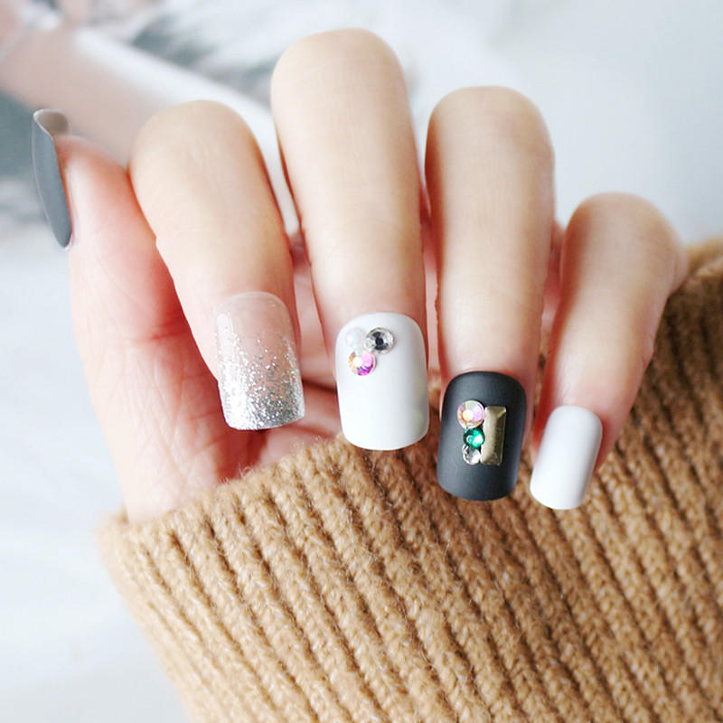 Newair Fake Nails best fake nails from China for bride-3