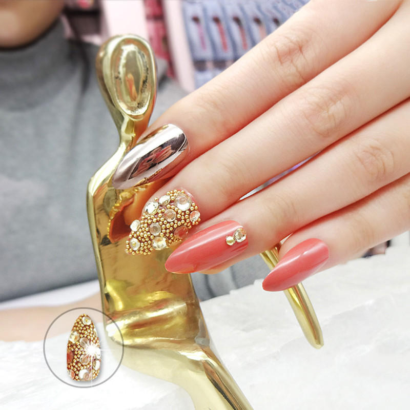 Newair Fake Nails best artificial nails directly sale for bride-1