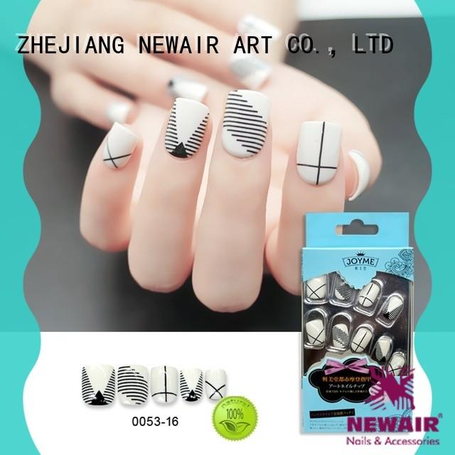 Newair Fake Nails artificial nails supplier for women