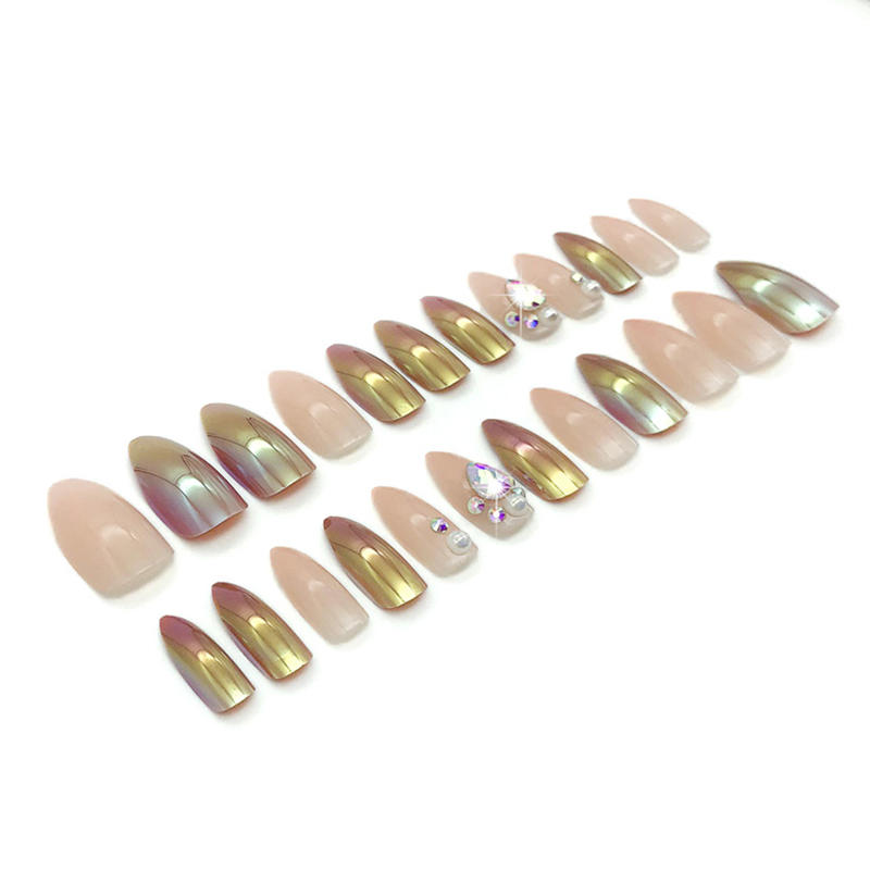 Newair Fake Nails how to remove press on nails series for lady-1