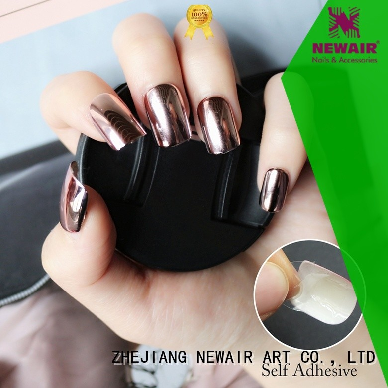 Newair Fake Nails press on nails for kids series for lady
