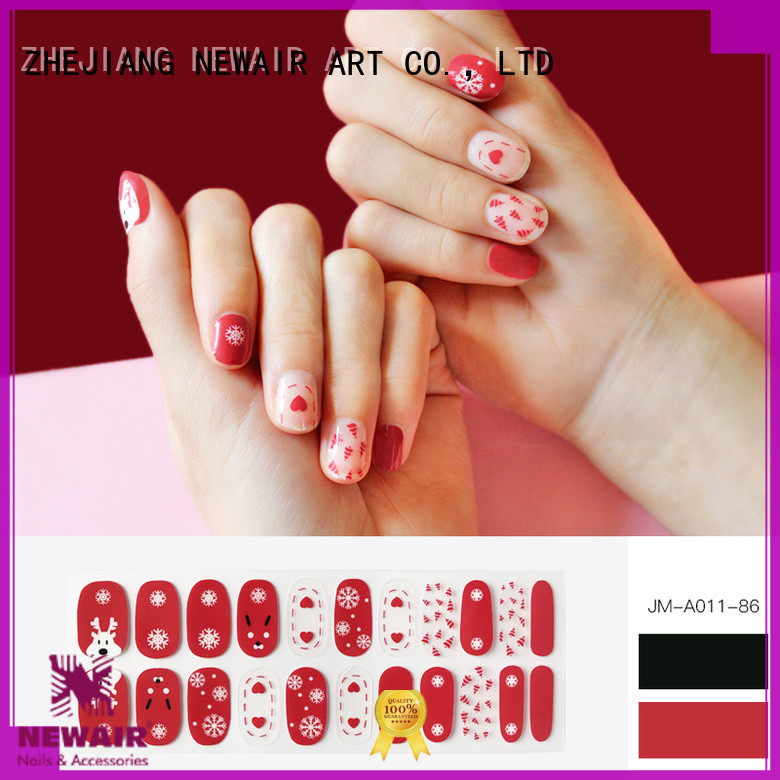 black sally hansen salon effects real nail polish strips personalized for gifts
