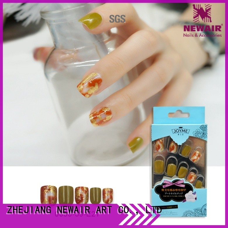 Newair Fake Nails artificial nails supplier for women