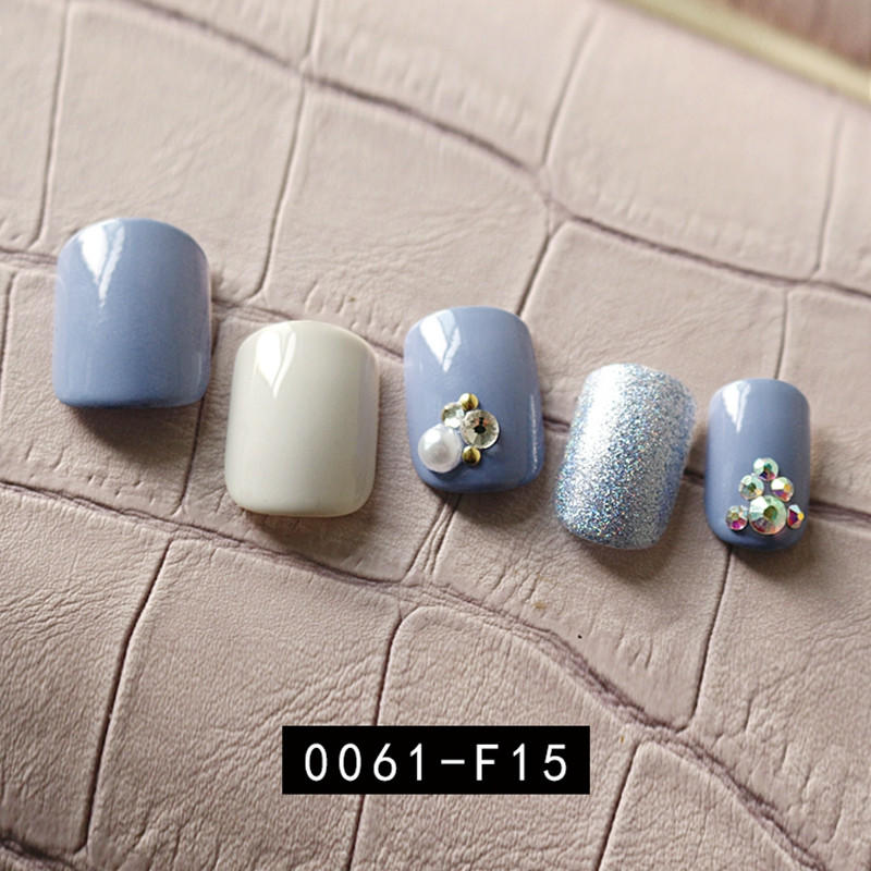 Newair Fake Nails press on nails for kids directly sale for lady-3