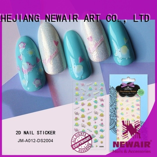 Newair Fake Nails halloween nail decals inquire now for commercial