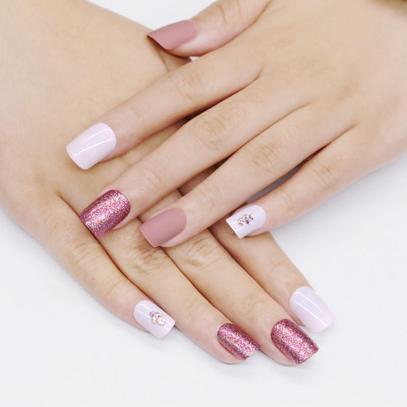 Newair Fake Nails artificial nails kit manufacturer for girls-1
