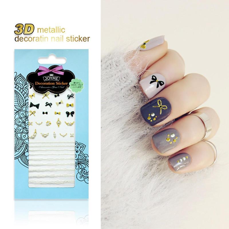 Newair Fake Nails designer nail stickers design for women-3