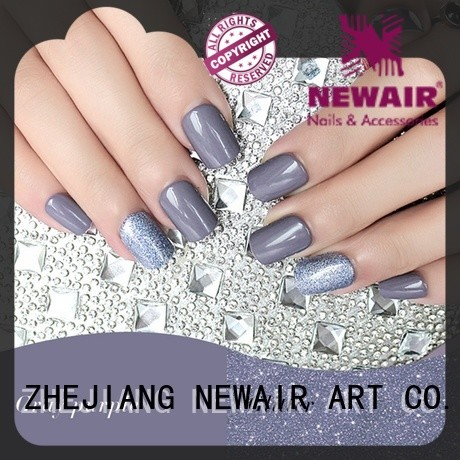 Newair Fake Nails square press on nails amazon from China for bride