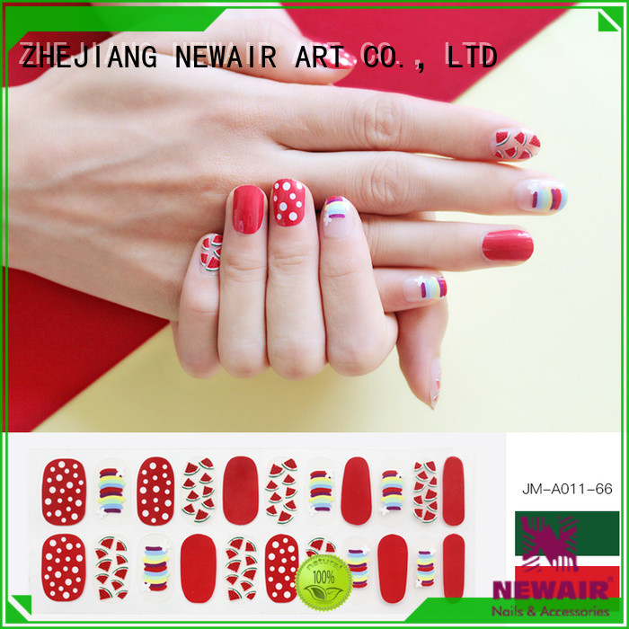 new arrival nail strips factory for beauty