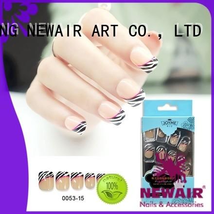Newair Fake Nails elegant fake nails from China for woman
