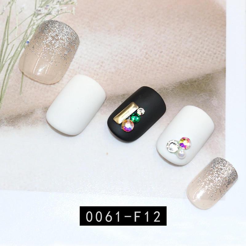 Newair Fake Nails best fake nails from China for bride-2