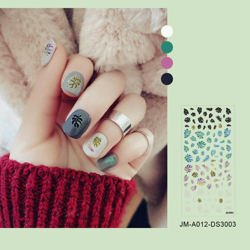 lovely star nail stickers with good price for ladies-3