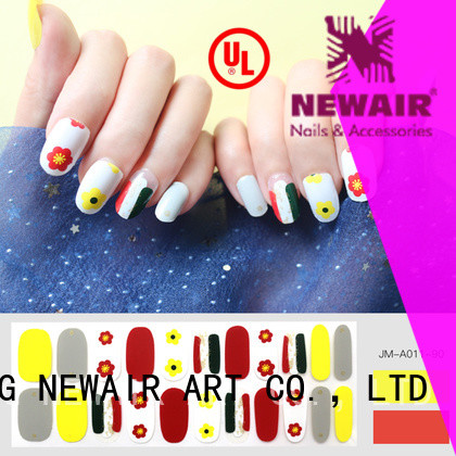 Newair Fake Nails best nail strips wholesale for commercial