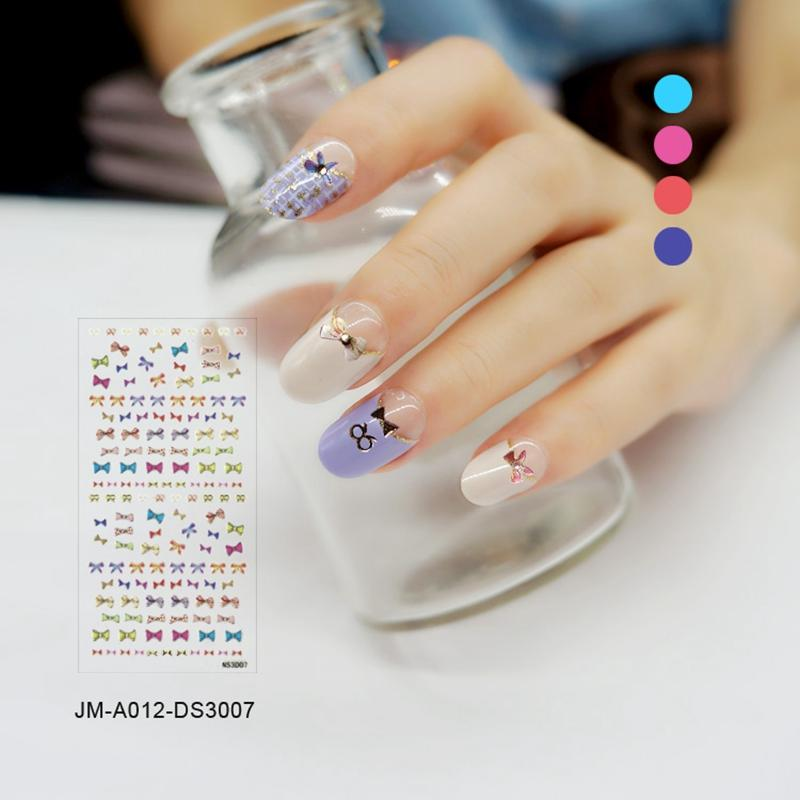 promotional custom nail decals for ladies-3