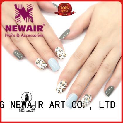 Newair Fake Nails cute fake nails from China for lady