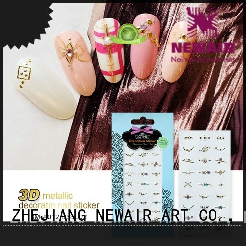 Newair Fake Nails self-adhesive nail decals inquire now for girl