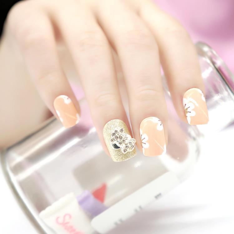 Newair Fake Nails gel press on nails China customized for lady-2