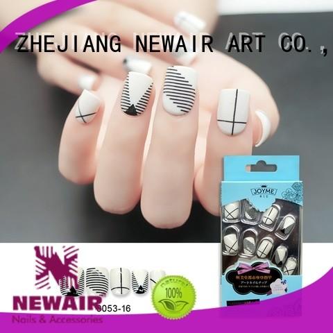 convenient fake nails manufacturer for decorations