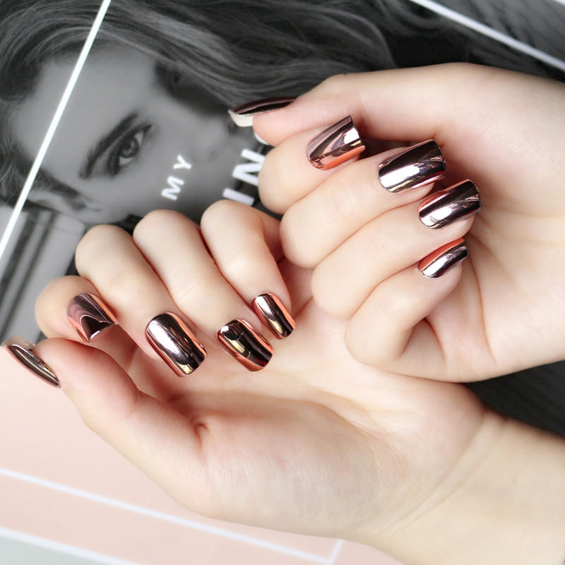 Newair Fake Nails press on nails for kids series for lady-1