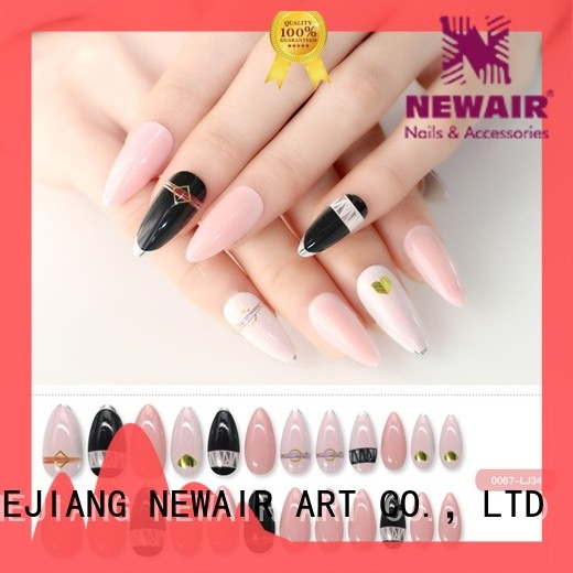 Newair Fake Nails fake nails directly sale for party