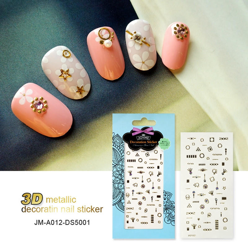 Newair Fake Nails fashion fingernail stickers factory for girl-3