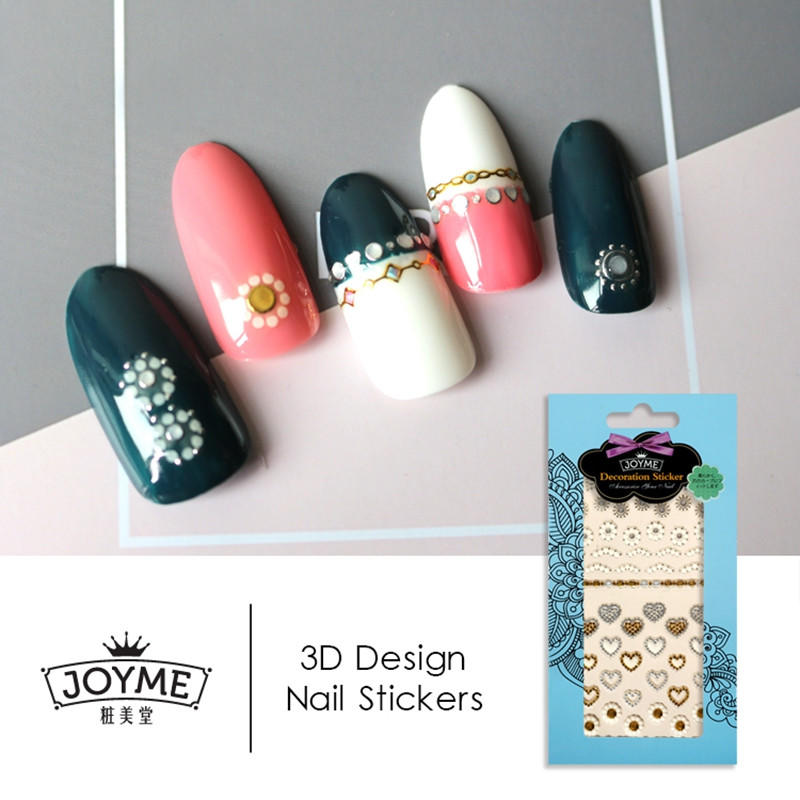 lovely nail sticker with good price for women-2