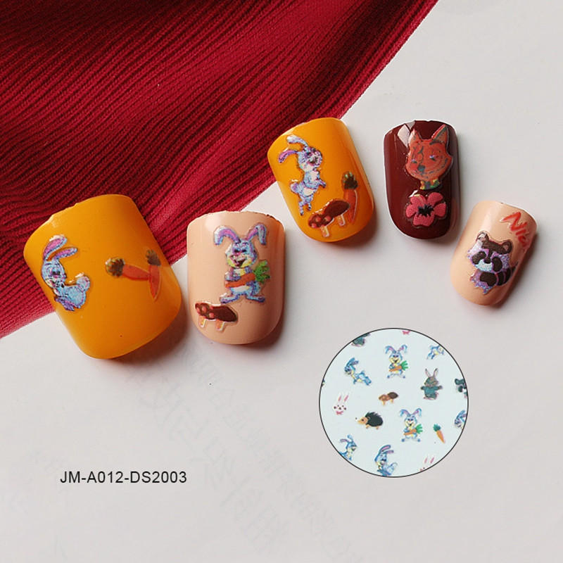 Newair Fake Nails christmas nail stickers factory for ladies-2