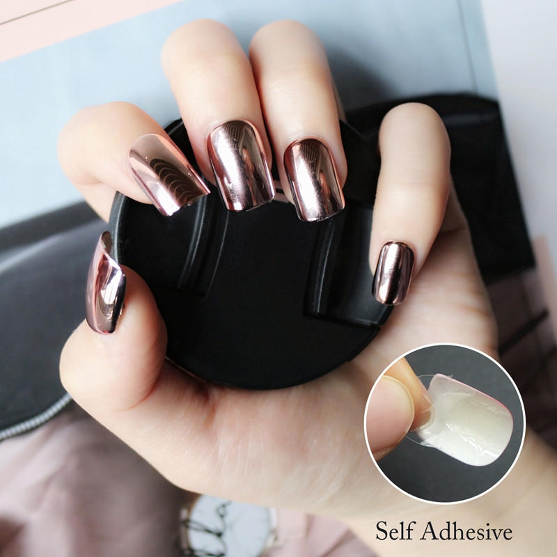Newair Fake Nails press on nails for kids series for lady-2