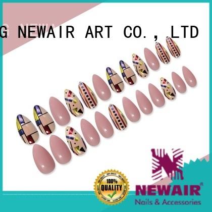 Newair Fake Nails convenient fake nails from China for party