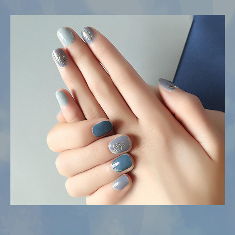 Newair Fake Nails sally hansen nail strips personalized for women-3