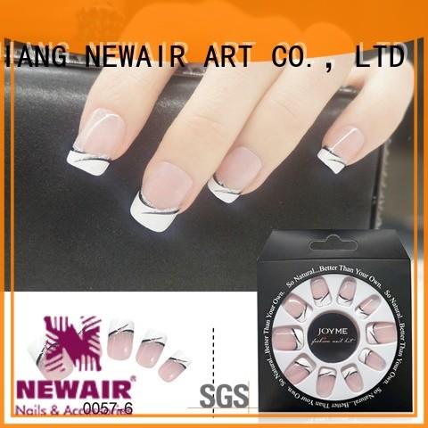 Newair Fake Nails press on nails for target manufacturer for bride