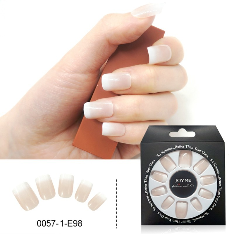 Classic Freach Design 24PCS Wholesale Press On Fakes Nail