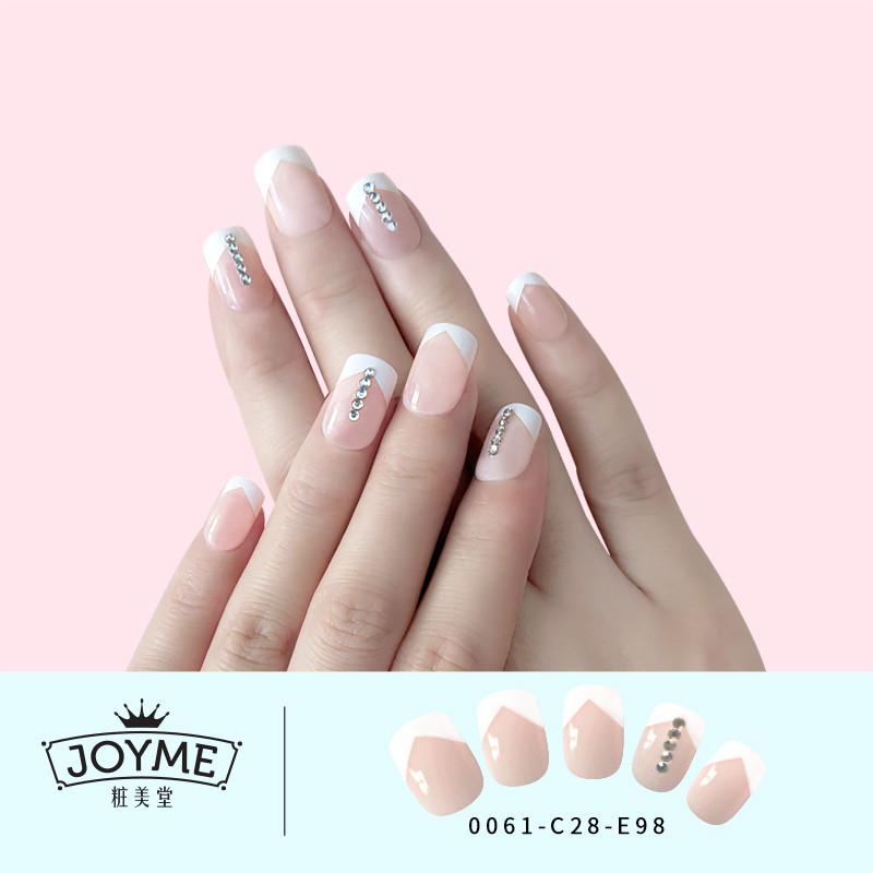 Fashion french design press on nail from Newair nail manufactory