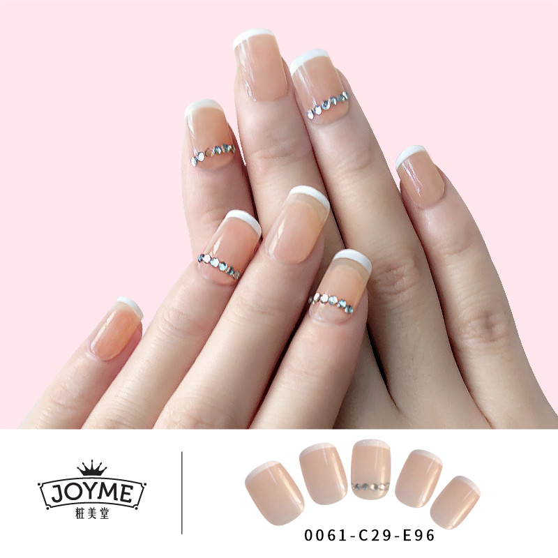 High Quality Fashion french design press on nail from Newair nail manufactory Wholesale-Newair Fake Nails
