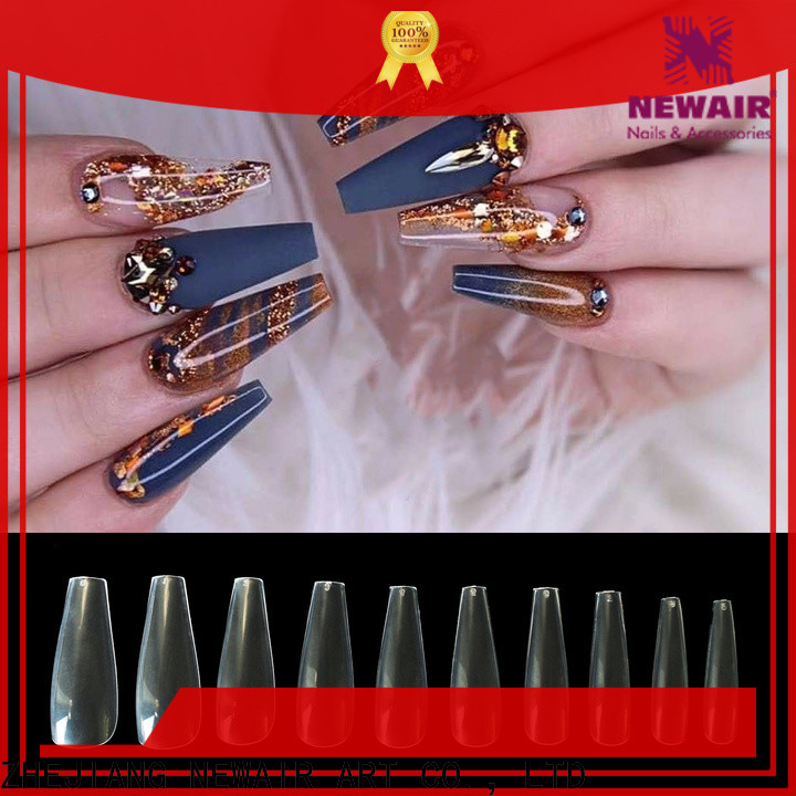 Newair Fake Nails 100pcs stiletto nail tips factory price for sale