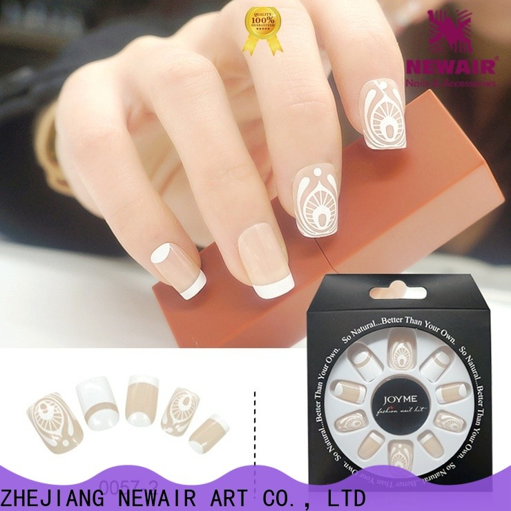 Newair Fake Nails halloween press on nails series for lady