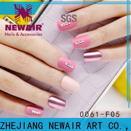 Newair Fake Nails press on nails amazon directly sale for lady