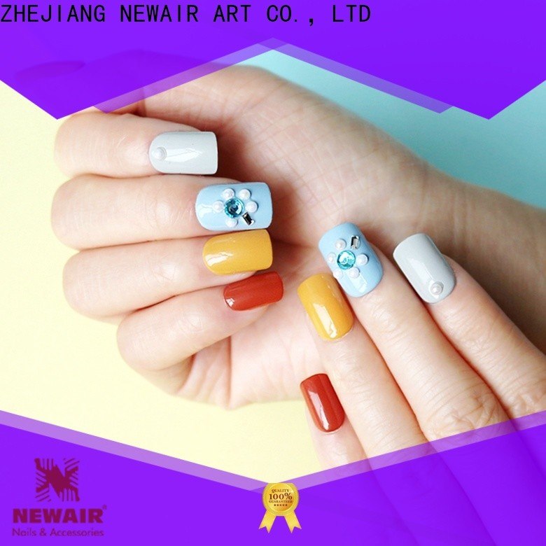 plating press on nails review series for girls