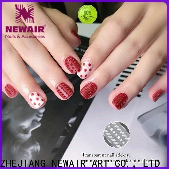 Newair Fake Nails flower nail stickers inquire now for ladies