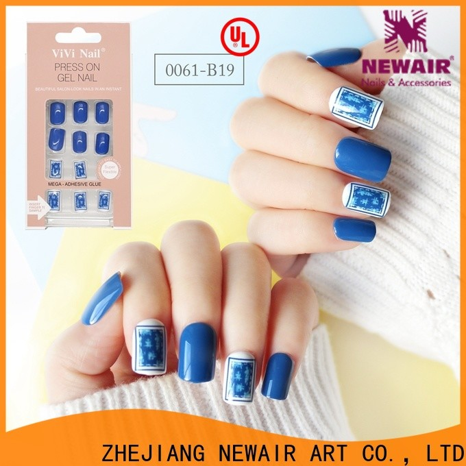 Newair Fake Nails long press on nails for target customized for lady