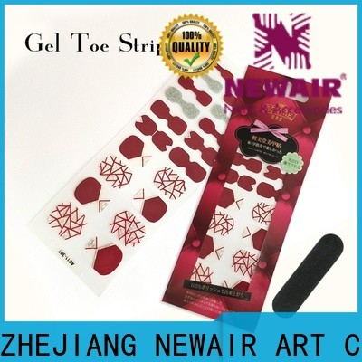 Newair Fake Nails essie nail strips factory price for gifts