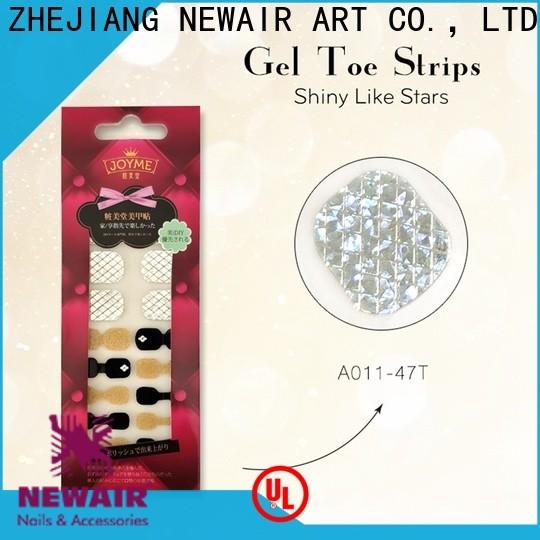 Newair Fake Nails nail polish strips walmart supplier for commercial