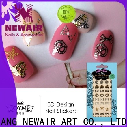 Newair Fake Nails 2d gel nail stickers inquire now for ladies