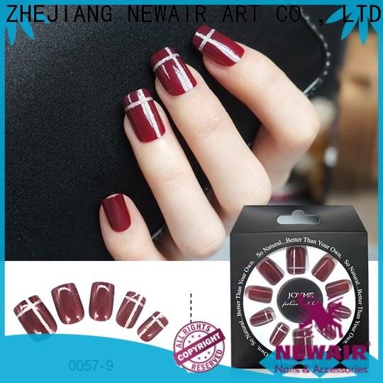 Newair Fake Nails impress press on nails from China for lady