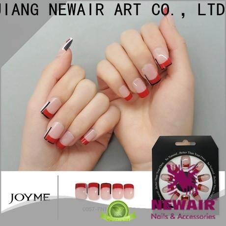 Newair Fake Nails short fake nails directly sale for girls