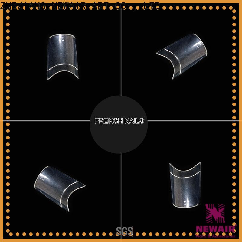 500pcs long nail tips