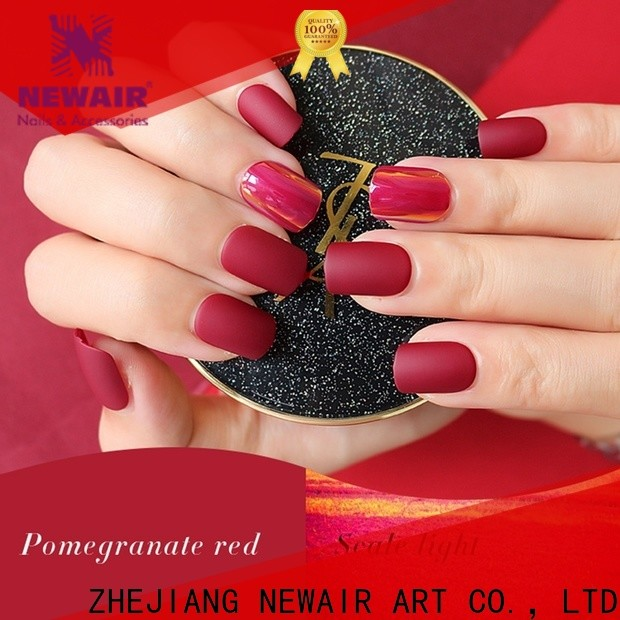 Newair Fake Nails natural artificial nails directly sale for lady