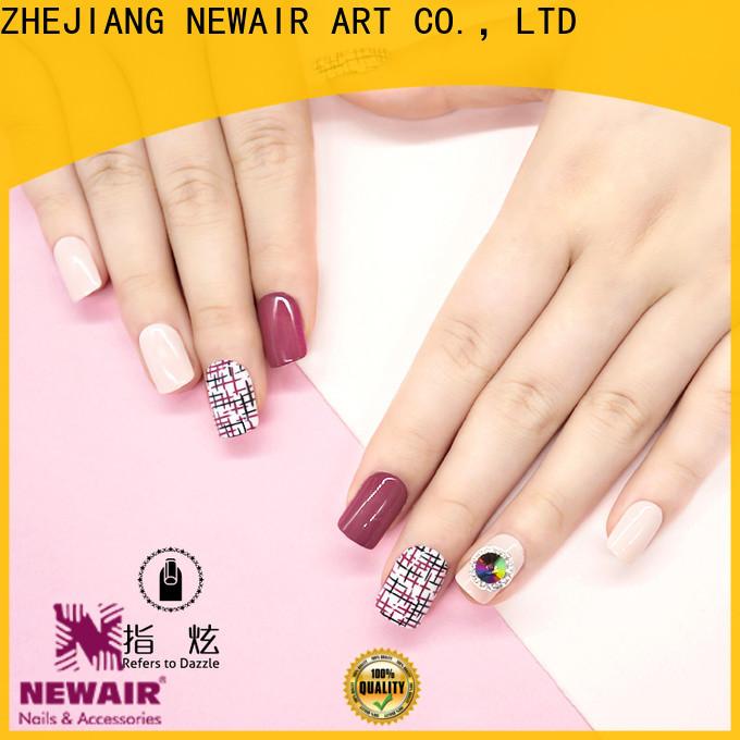 Newair Fake Nails matte etsy press on nails from China for wedding